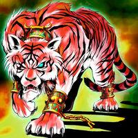 Tigresse Amazonesse