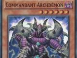 Commandant Archdémon