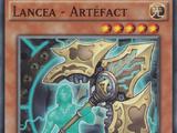 Lancea - Artéfact