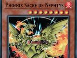 Phœnix Sacré de Nephtys