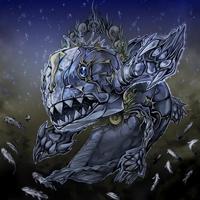 Cœlacanthe le Roi des Mers Millénaire