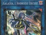 Galatea, l'Androïde Orcust