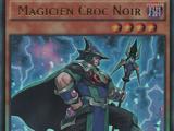 Magicien Croc Noir