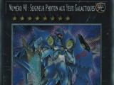 Numéro 90 : Seigneur Photon aux Yeux Galactiques