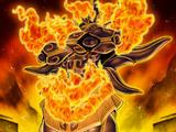 Ancien Seigneur Cloche de Feu