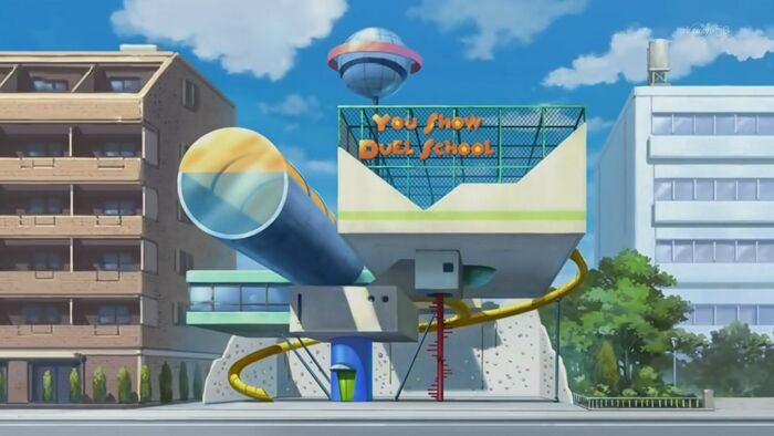 You Show Duel School