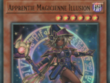 Apprentie Magicienne Illusion