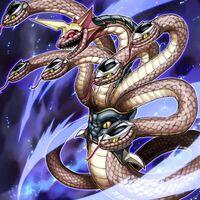 Ananta, Dragon Maléfique