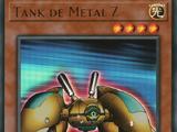 Tank de Métal Z