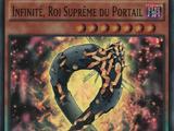 Infinité, Roi Suprême du Portail