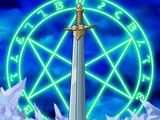 Épée Scelleuse d'Orichalque