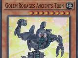 Golem Rouages Ancients Toon