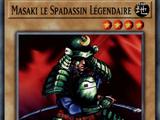 Masaki le Spadassin Légendaire