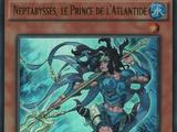 Neptabysses, le Prince de l'Atlantide