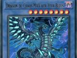 Dragon du Chaos MAX aux Yeux Bleus
