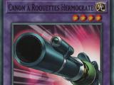 Canon à Roquettes Hermocrate