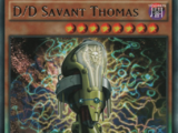D/D Savant Thomas