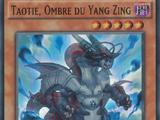 Taotie, Ombre du Yang Zing
