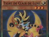Tigre de Clair de Lune