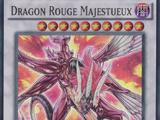 Dragon Rouge Majestueux