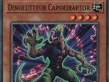 Dinolutteur Capoeiraptor