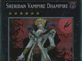 Sheridan Vampire Dhampire