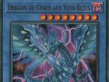 Dragon du Chaos aux Yeux Bleus