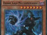 Radian, Kaiju Multidimensionnel