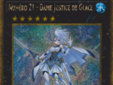 Numéro 21 : Dame Justice de Glace