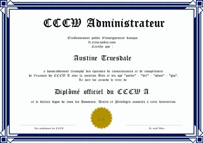 CCCW Austine