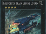 Loupdefer Train Blindé Lourd