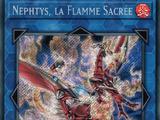 Nephtys, la Flamme Sacrée