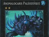 Anomalocaris Paléozoïque