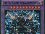 D/D/D César Ragnaork, Roi des Vagues de l'Oubli