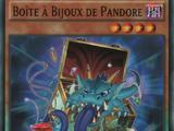 Boîte à Bijoux de Pandore