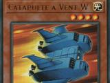 Catapulte à Vent W