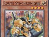 Route Synchronique