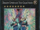 Dragon Cipher aux Yeux Galactiques