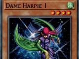Dame Harpie 1