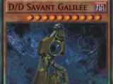 D/D Savant Galilée