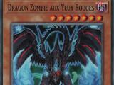 Dragon Zombie aux Yeux Rouges