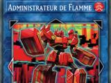 Administrateur de Flamme