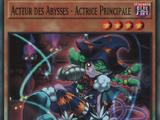 Acteur des Abysses - Actrice Principale