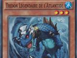 Tridon Légendaire de l'Atlantide