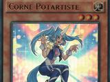 Corne Potartiste