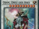 Odin, Dieu des Ases