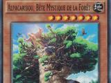 Alpacaribou, Bête Mystique de la Forêt