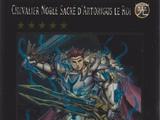 Chevalier Noble Sacré d'Artorigus le Roi