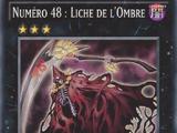 Numéro 48 : Liche de l'Ombre