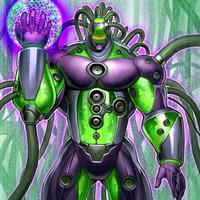 Champion Psyborg Blindé